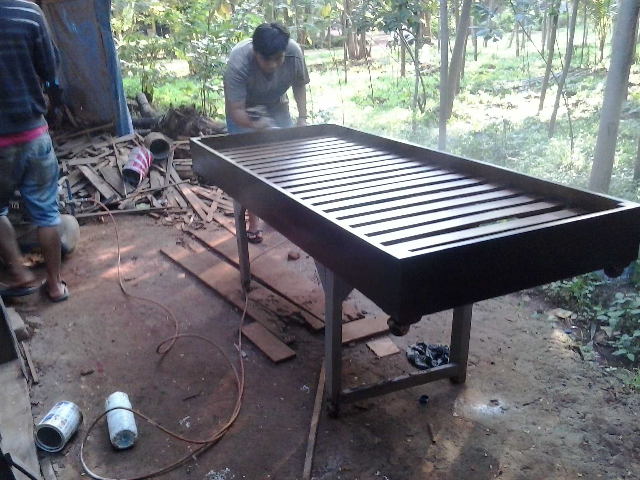 Proses finishing