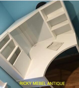 Meja Belajar Sudut Furniture Jepara Supplier Furniture