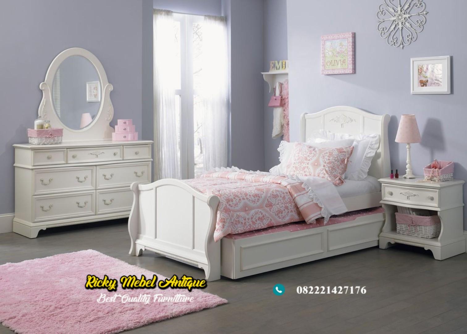 tempat tidur anak inimalis modern