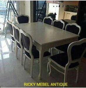Set Meja Makan Mewah