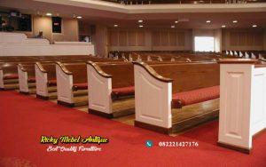 Bangku Gereja Minimalis Duco
