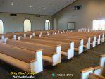 Bangku Gereja Minimalis Modern