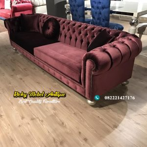 Sofa ceaster 3 dudukan