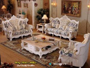 Set Sofa Tamu Modern