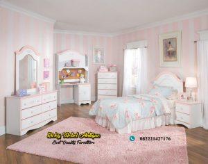 Set Tempat Tidur Anak Cantik