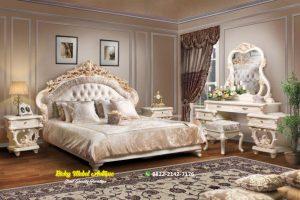 Set Kamar Tidur Pengantin Mewah Terbaru